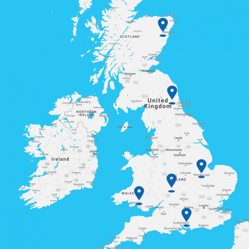 UK Locations RRS